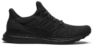 3500c4e7fd6df UltraBoost 4.0  Triple Black  - adidas - BB6171