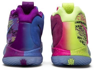 4a44cb3dc56 Kyrie 4  Confetti  - Nike - 943806 900