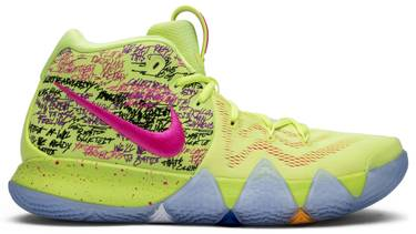 official photos 431f4 6b8ba Kyrie 4  Confetti . Nike