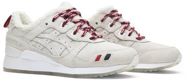 finest selection ee443 8ae38 Kith x Moncler x Gel Lyte 3 'Cream'