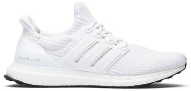 b22ecfe533b UltraBoost 4.0  Triple White  - adidas - BB6168