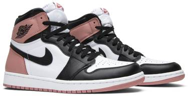 c1eda320aaf4 Air Jordan 1 Retro High OG NRG  Rust Pink  - Air Jordan - 861428 101 ...