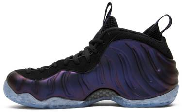 timeless design 7e080 cb271 Air Foamposite One  Eggplant