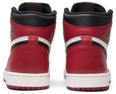 low priced da96c 6849d Air Jordan 1 Retro High OG 'Bred Toe'