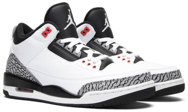 timeless design 9435d 8dbb5 Air Jordan 3 Retro  Infrared 23