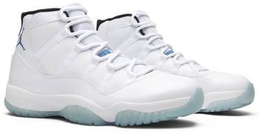 new style 5ee35 af6ba Air Jordan 11 Retro 'Legend Blue' 2014