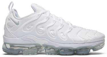 0775add3efd Air VaporMax Plus  White Platinum  - Nike - 924453 100