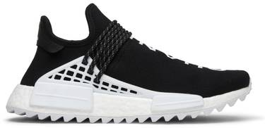 quality design 9a0a5 9583e Pharrell x Chanel x NMD Human Race Trail 'Chanel'