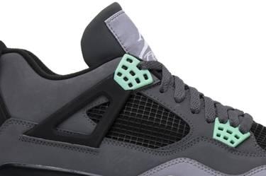 buy popular 514fb 48b98 Air Jordan 4 Retro  Green Glow