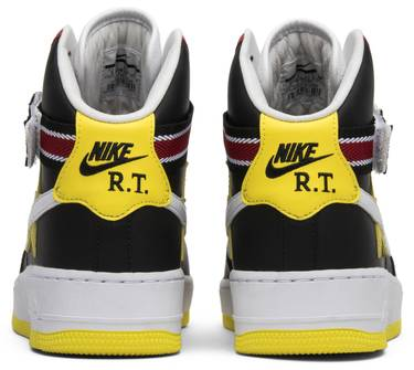 wholesale dealer 8ac85 2fa52 Riccardo Tisci x NikeLab Air Force 1 High  Victorious Minotaurs
