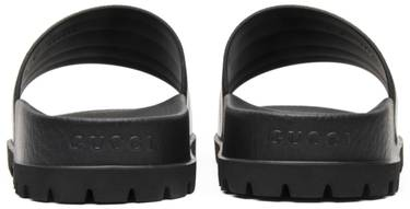 776755d25 Gucci Web Slide  Black  - Gucci - 429469 GIB10 1098