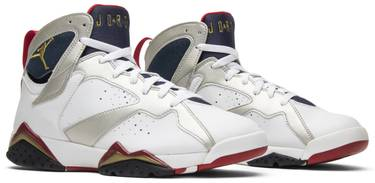 timeless design db04a fd104 Air Jordan 7 Retro 'Olympic' 2012