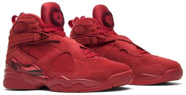 e8c528cf571 Wmns Air Jordan 8 Retro 'Valentine's Day' - Air Jordan - AQ2449 614 ...