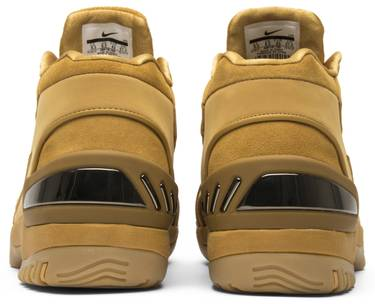 86a4bac6fcb50 Air Zoom Generation Retro QS  All Star - Wheat  - Nike - AQ0110 700 ...
