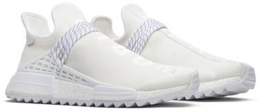 a3dabe7f84f12 Pharrell x NMD Human Race Trail  Blank Canvas  - adidas - AC7031