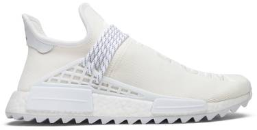 check out a8102 7a171 Pharrell x NMD Human Race Trail 'Blank Canvas'