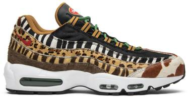 60882140ff11 Atmos x Air Max 95 DLX  Animal Pack  2018 Special Box - Nike ...