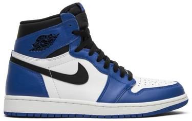 d46c5d459a44 Air Jordan 1 Retro High OG  Game Royal  - Air Jordan - 555088 403