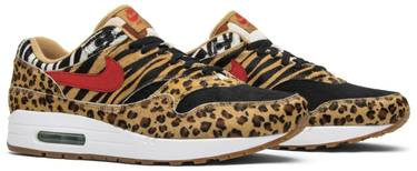 sports shoes aba09 cc405 Atmos x Air Max 1 DLX  Animal Pack  2018