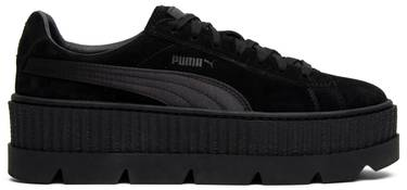 new products d186e 1fe54 Fenty x Wmns Cleated Creeper 'Black'