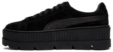 new products 6c620 b583f Fenty x Wmns Cleated Creeper 'Black'