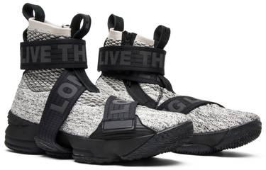32d3dff5a878 Kith x LeBron Lifestyle 15  Concrete  - Nike - AO1068 100