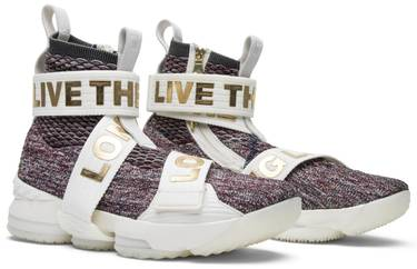 cd3f1bbbf2050 Kith x LeBron Lifestyle 15  Stained Glass  - Nike - AO1068 900