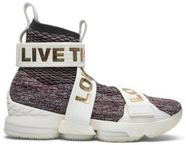 online retailer e99ad afdec Kith x LeBron Lifestyle 15 'Stained Glass'