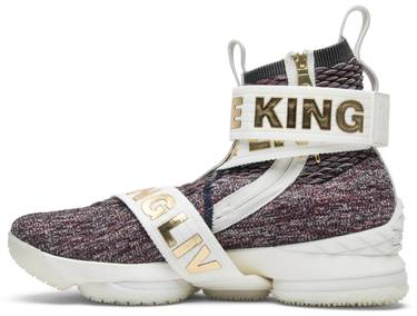 online retailer 5caf9 5af4f Kith x LeBron Lifestyle 15 'Stained Glass'