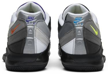11fb3ac33e723 NikeCourt Vapor RF x Air Max 95  Greedy  - Nike - AO8759 077