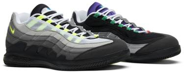 best sneakers 01bf6 2ab03 NikeCourt Vapor RF x Air Max 95 'Greedy'