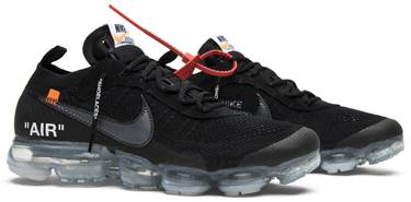 a727ef79ce OFF-WHITE x Air VaporMax 'Part 2' - Nike - AA3831 002 | GOAT