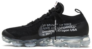 huge discount 99845 41749 OFF-WHITE x Air VaporMax 'Part 2'