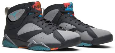 new product 52542 6cd0f Air Jordan 7 Retro  Barcelona Days
