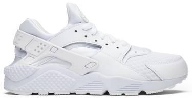 promo code 98b91 39587 Air Huarache  All White