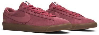 sports shoes af36c 516a2 Supreme x SB Blazer Low GT 'Desert Bloom'