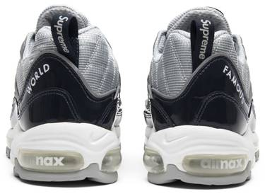 aee7ab211af Supreme x Air Max 98  Blue  - Nike - 844694 400