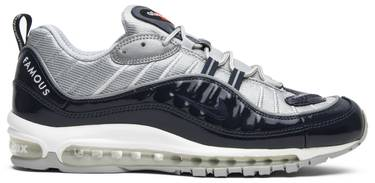 1c72a0f24c Supreme x Air Max 98 'Blue' - Nike - 844694 400 | GOAT
