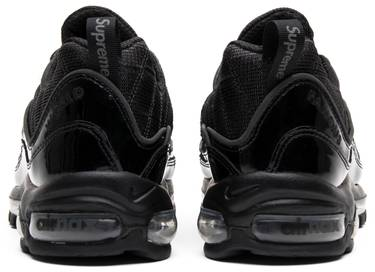 huge discount 99676 eab60 Supreme x Air Max 98 'Black'
