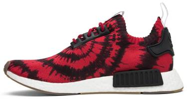 e654645917577 Nice Kicks x NMD Runner PK  Red White  - adidas - AQ4791