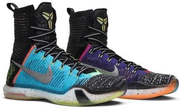 be1bf180cb66 Kobe 10 Elite High  What The  - Nike - 815810 900