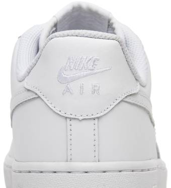 the best attitude 53484 41def Air Force 1 Low GS 'Triple White'