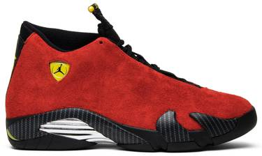 b9cf6b92d9b7b6 Air Jordan 14 Retro  Ferrari  - Air Jordan - 654459 670