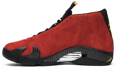 bbbe52ccc86a25 Air Jordan 14 Retro  Ferrari  - Air Jordan - 654459 670