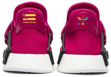 on sale f4447 703d4 Pharrell x NMD Human Race 'Shock Pink'