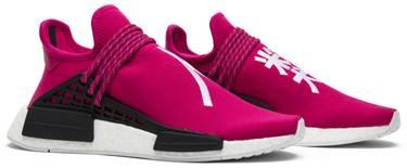 f6844d0e352a8 Pharrell x NMD Human Race  Shock Pink  - adidas - BB0621