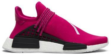 low priced def23 ebd69 Pharrell x NMD Human Race  Shock Pink