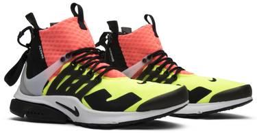 d9707c55e8ce Acronym x Air Presto Mid  Multicolor  - Nike - 844672 100