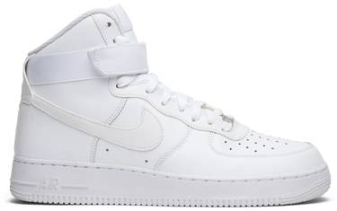 competitive price c299f 2101d Air Force 1 High  07  White