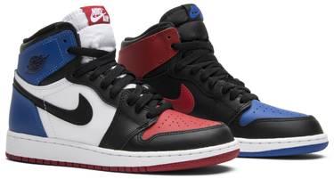 quality design a0f3e 93d62 Air Jordan 1 Retro High OG BG 'Top 3'